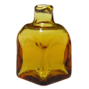 Amber Lab Glass Iodine Medicine or Potion Bottle