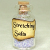 Stretching Salts Halloween Witches Brew Potion Bottle
