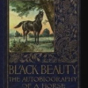 Handcrafted Miniature Illustrated Book - Black Beauty