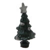 Tabletop Christmas Tree with Silver Star