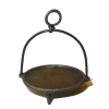Handcrafted Rustic Hanging Spider Leg Griddle