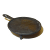 Handcrafted Rustic Spider Leg Griddle