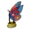 Working LED Butterfly Table Lamp